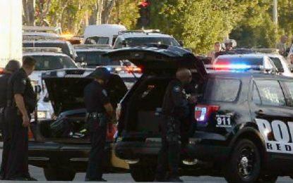 Reportan cinco muertos en tiroteo en colegio de California