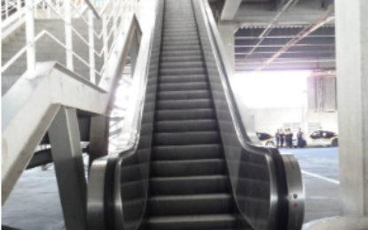 Campaña de prevención de accidentes en escaleras y ascensores