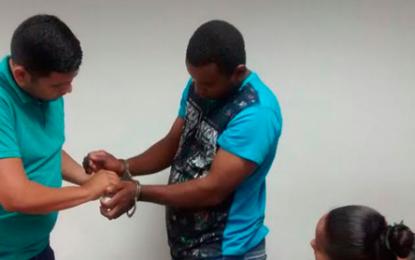Tercer capturado por asesinato de comerciante en Valledupar se allanó a los cargos
