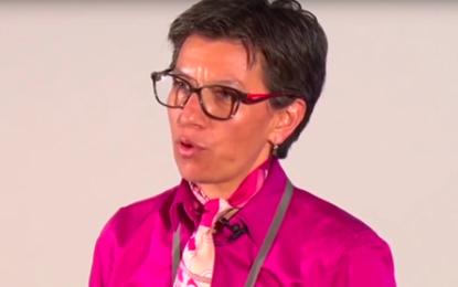 Demandan investidura de la senadora Claudia López
