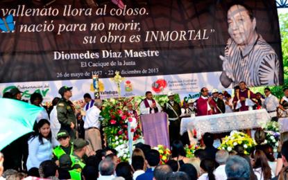El padre Sulivan Granados se confiesa Diomedista a morir