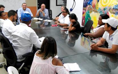 Emdupar hace alianza con Comfacesar para llevar ofertas a los barrios
