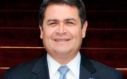 Presidente Juan Hernández gana elecciones en Honduras