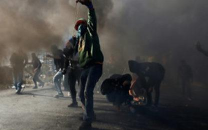 """Un palestino muerto durante el """"día de ira"""" por Jerusalén"""