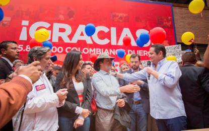 222.429 firmas del Cesar avalan candidatura de Germán Vargas
