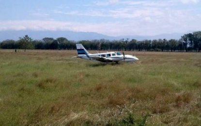 ELN estaría detrás de secuestro de avioneta que transportaba dinero en Aguachica
