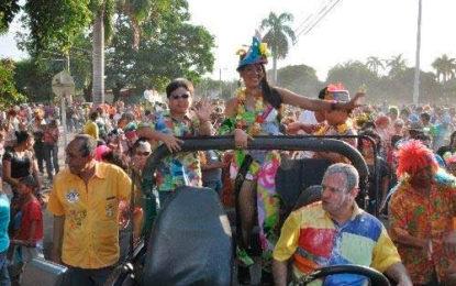 Carnaval vallenato, ni la tumba ni la cruz
