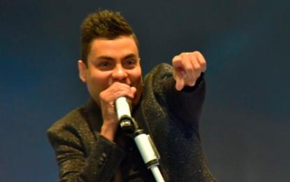 Capturan al cantante Churo Díaz en Santa Marta