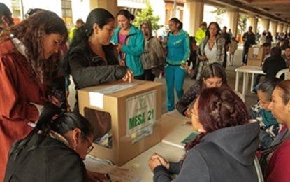 776.764 cesarenses están habilitados para votar en las elecciones de Congreso