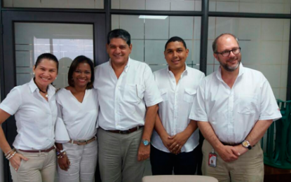 Drummond Ltd. y el CPV entregaron beca a periodista del Cesar
