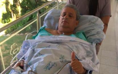 Exalcalde de Valledupar, 'Ava' Carvajal sufrió un infarto, su evolución es satisfactoria: médicos