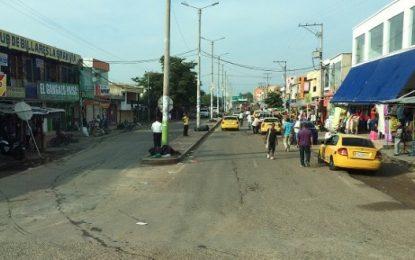 Valledupar y Bosconia, los municipios con más homicidios este año en Cesar