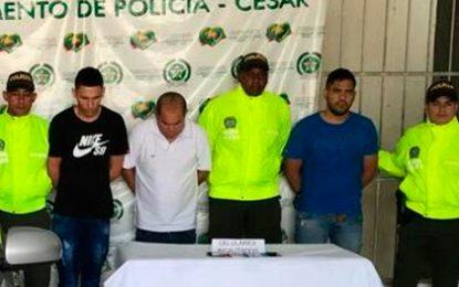 """Cae la banda de """"Los Chamos"""" en Valledupar"""