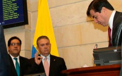 Félix Valera entre los excongresistas vinculado a investigación por 'mermelada'