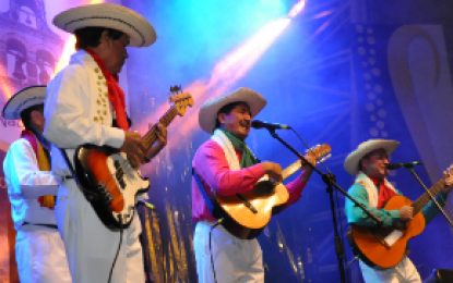 Lanzamiento del XXXII Festival Nacional de Música Colombiana