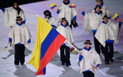 """Colombia """"se puso de ruana"""" los Olímpicos de Invierno"""