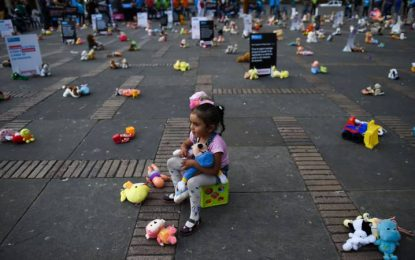 La mitad de los niños del mundo expuestos a violencia en 2017