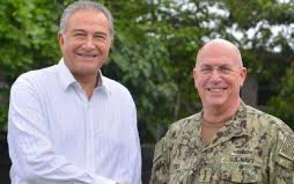 EE.UU. reitera apoyo a Colombia para consolidar la paz y combatir narcotráfico