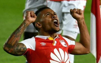Con goles costeños, Santa Fe vence 3-0 a Santiago Wanderers
