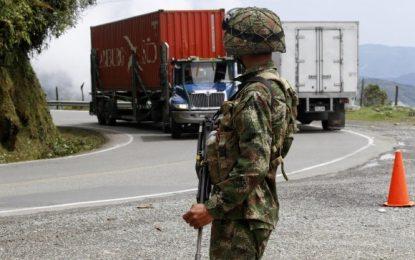Soldado murió por evitar atentado del Eln en vía a la costa Atlántica