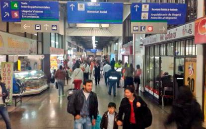 Más de 1.160 pasajeros afectados con ataques del ELN en Cesar