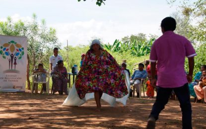 Comunidad Wayuú obtiene reconocimiento jurídico de su territorio colectivo