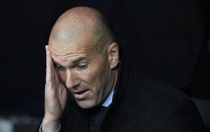 Zidane está cansado