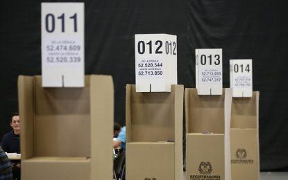 Ley seca por jornada electoral empezará desde el sábado