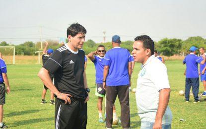 En Valledupar, FCF termina primer ciclo de capacitación de Fútbol Base Masculino