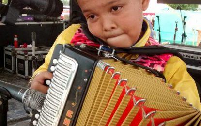 Con los concursos de acordeoneros infantiles y juveniles inicia la versión 51 del Festival en homenaje a Carlos Vives