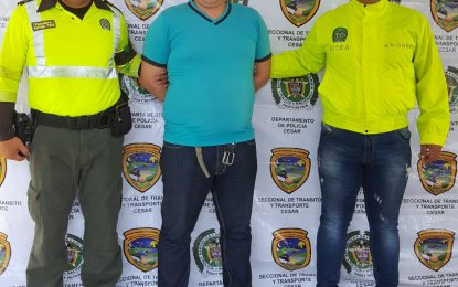 Capturan a un hombre solicitado mediante circular azul de Interpol