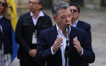 Estas son las elecciones más tranquilas de la historia: Santos