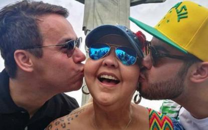 La 'Gorda' Fabiola está en coma inducido tras fuerte recaída de salud