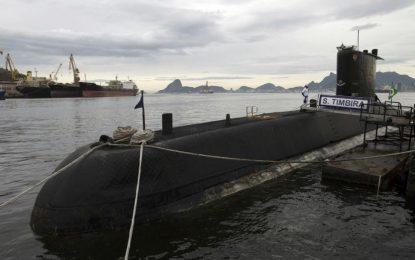 Revelan el último mensaje enviado desde el submarino argentino desaparecido