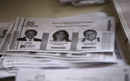 Procuraduría y Fiscalía abren investigación por falla en tarjetones de consultas interpartidistas
