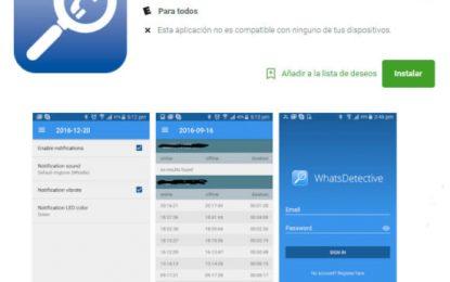 WhatsApp y la app que deja en evidencia con quiénes chatea