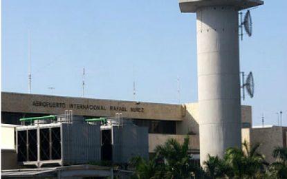 Cartagena: alerta en aeropuerto Rafael Núñez por situación de orden público