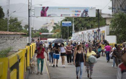 Colombia cierra fronteras por las elecciones del domingo