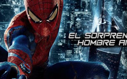 Cine Para Todos presenta este mes 'El sorprendente Hombre Araña' en los Puntos Vive Digital del país