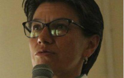 Senadora Claudia López anunció que renunciará a su curul