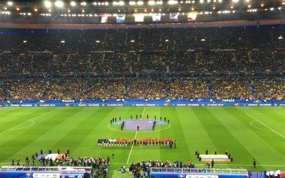 Selección Colombia superó a Francia en partido amistoso