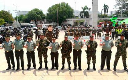 1.600 hombres del Ejército estarán en las carreteras de Cesar y Guajira durante la Semana Santa