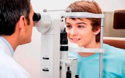 Seis trastornos que afectan la visión de los niños