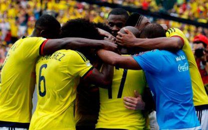 Colombia confirma nuevo amistoso en junio previo a Rusia 2018