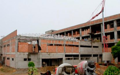 Contraloría pide a Gobernador del Cesar agilizar obras del Hospital Regional de Aguachica
