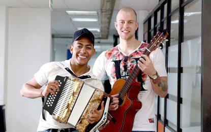 Islandés que canta vallenato fue atracado y recuperó objetos robados