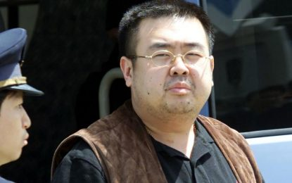 El medio hermano de Kim Jong-Un fue asesinado por Corea del Norte con agente neurotóxico