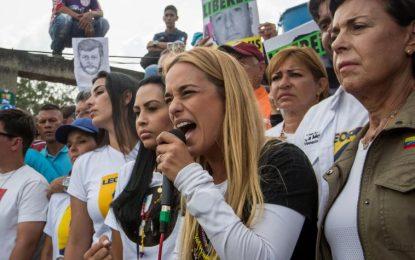 Tintori denuncia que la Policía entró a la casa de Leopoldo López