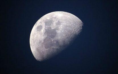 """El agua en la Luna podría estar en """"todas partes"""", según estudio"""