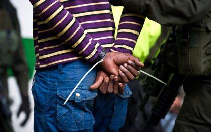 Capturan a 119 personas en operativo contra la extorsión y el secuestro